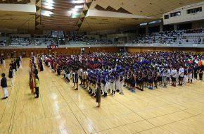 第40回九州ブロック専門学校 体育大会(沖縄大会)